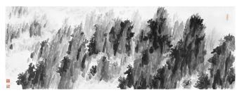 LA_DANZA_DELL'UNIONE_1_inchiostro_su_carta_fatta_a_mano_564x204cm